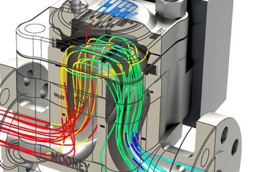 Flow-Simulation-Kurs