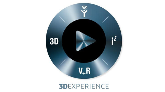 Logo 3DEXPERIENCE